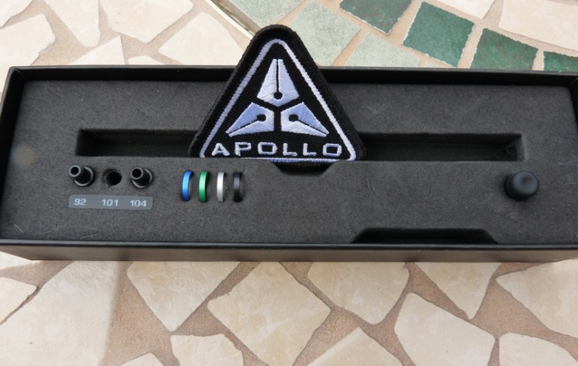 Apollo Technical Pen box
