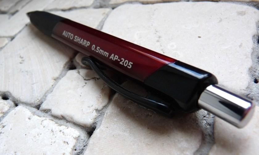 OHTO Auto Sharp mechanical pencil review