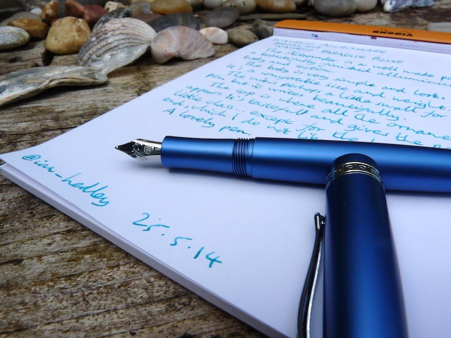Kaweco Allrounder fountain pen review