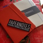Papernotes Notebook Review and Giveaway