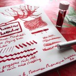 Diamine Matador ink review
