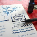 Diamine Indigo Ink Review