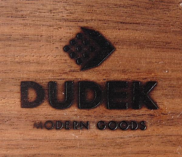 Dudek Display branding 2