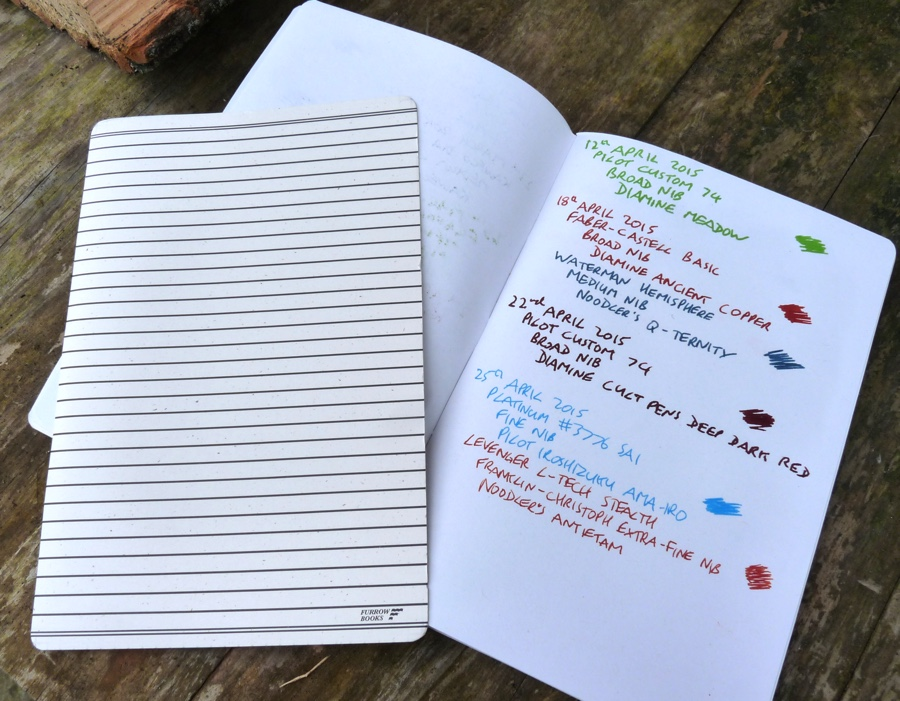 the notebook book review essay the best notebooks lined grids dotted ...