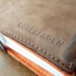 Roterfaden Taschenbegleiter Organiser and Notebook Cover Review