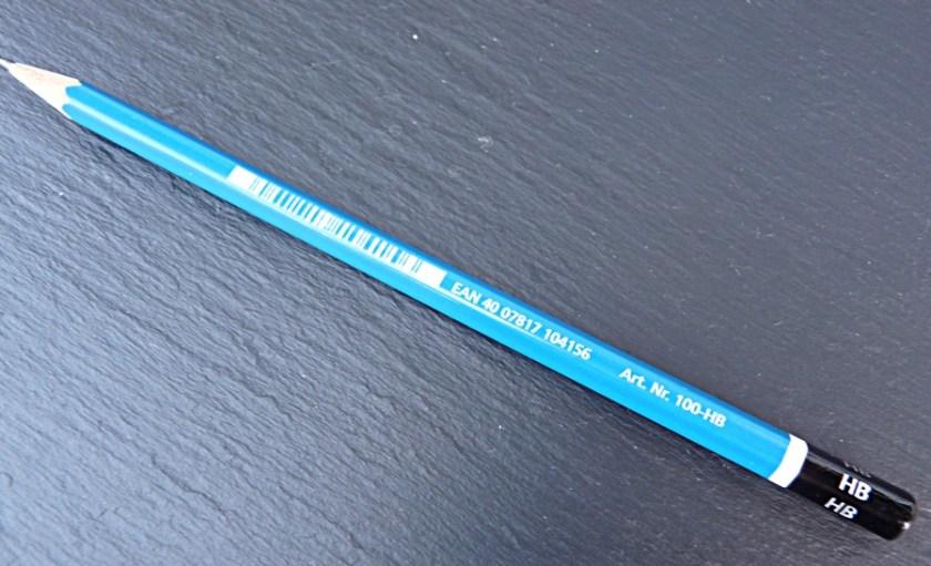 Staedtler Mars Lumograph barcode
