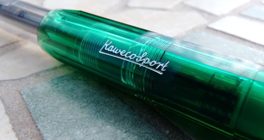 Kaweco Ice Sport Rollerball review