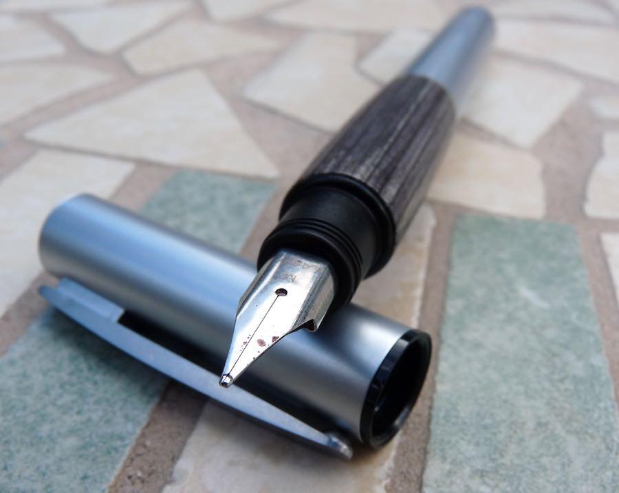 Lamy Accent Fountain Pen Review Pens Paper Pencils