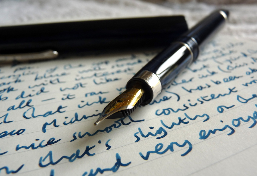 Taccia Covenant with writing