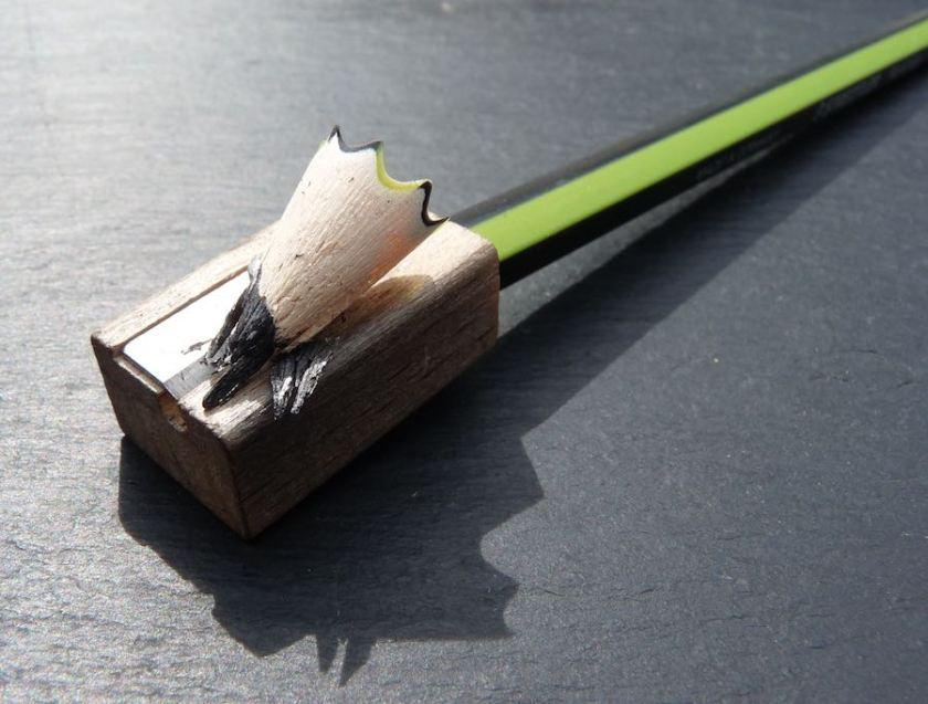 Staedtler Wopex sharpening