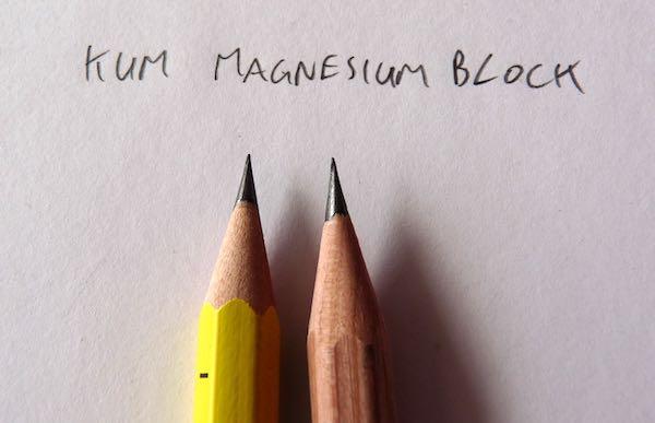 KUM Magnesium block points