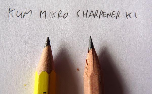 KUM Mikro K1 points