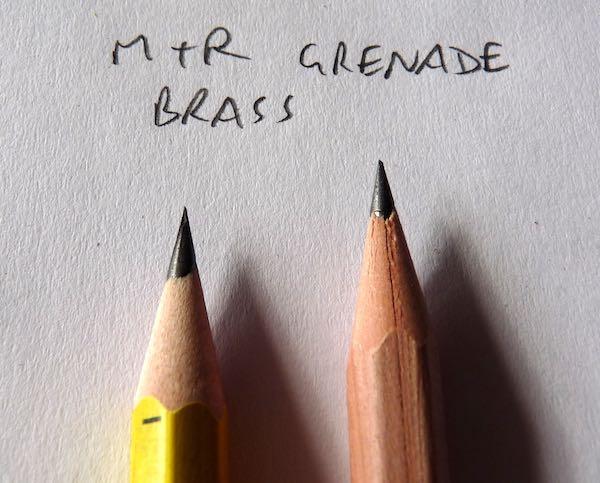 MR Grenade points