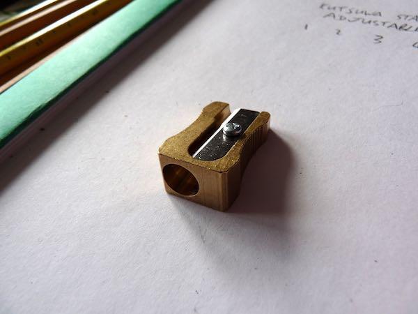 MR Single hole brass
