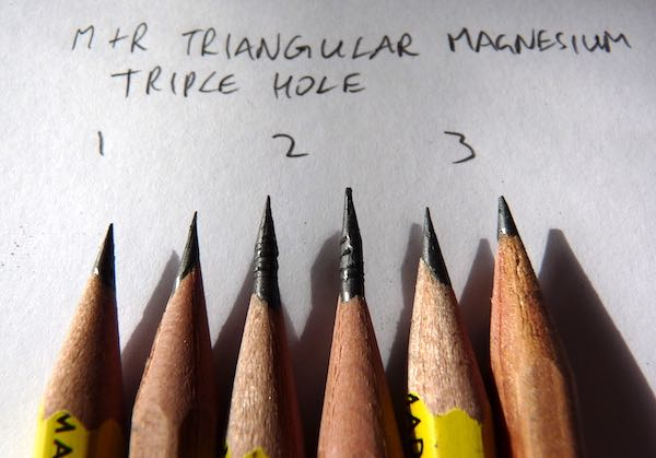 MR Triangular Magnesium Triple points