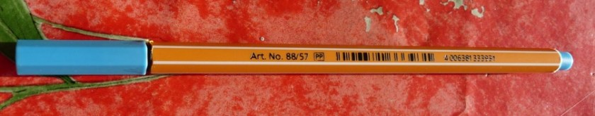 Stabilo Point 88 Fineliner barcode side