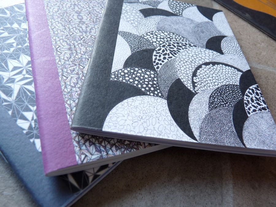 Petit Punnet notebook covers