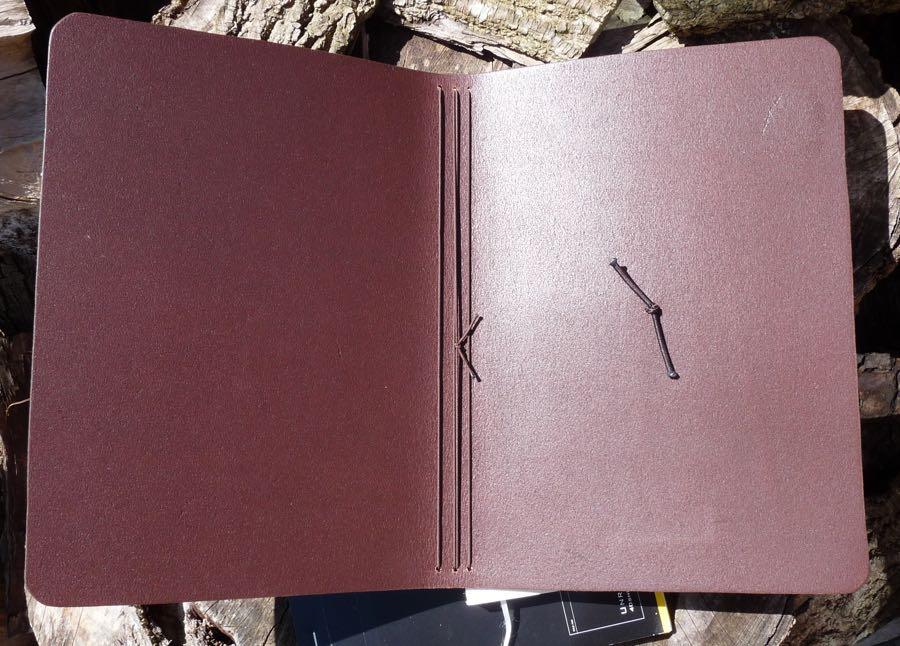 Start Bay notebook empty