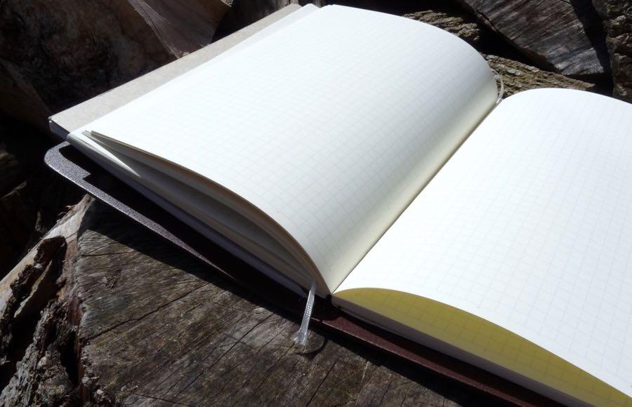 Start Bay notebook open