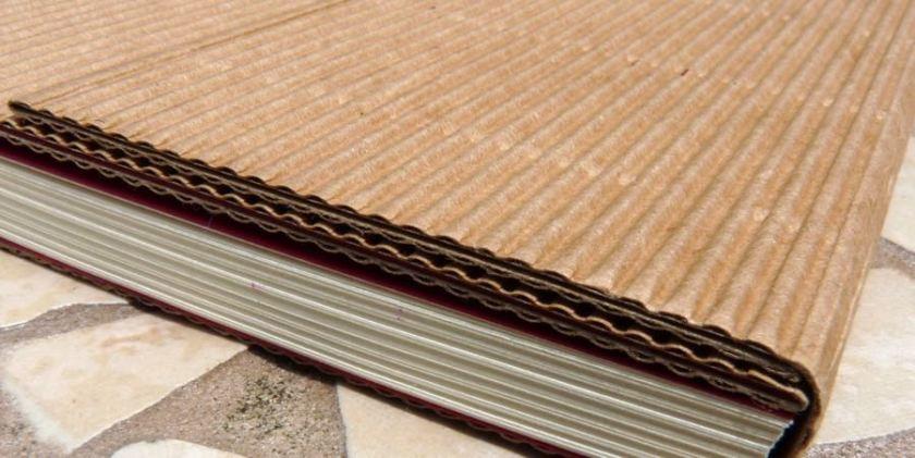 Paper-Oh Ondulo edge