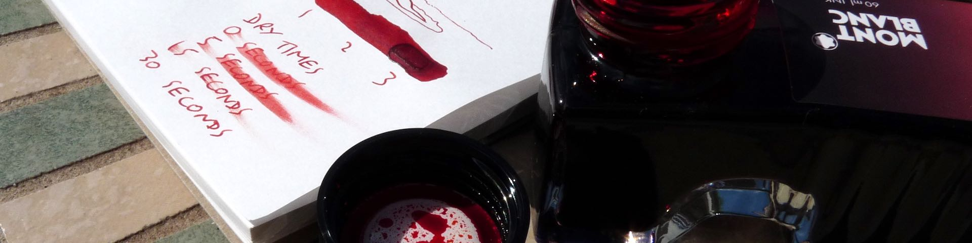 Montblanc Corn Poppy Red featured
