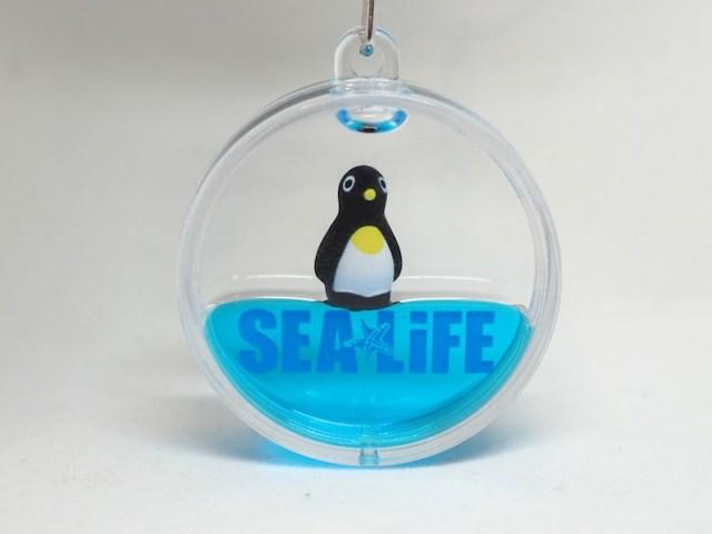レゴ ペンギンキーホルダー