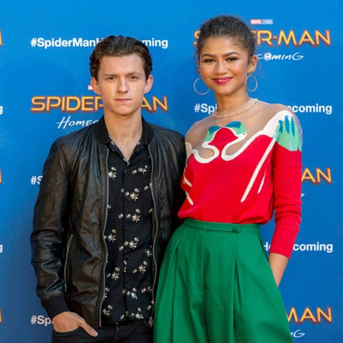 Zendaya and Tom Holland Troll Fans Over Spider-Man 3's Title