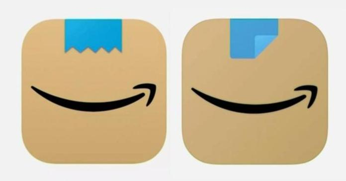 Amazon changes its app logo after some said it resembled Hitler