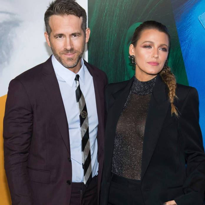 Blake Lively Calls Out Ryan Reynolds for Not Inviting Her to Set