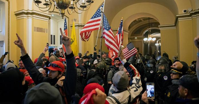 Dozens of Capitol rioters were turned in by childhood friends, family members, colleagues and ex-lovers who watched them storm the building