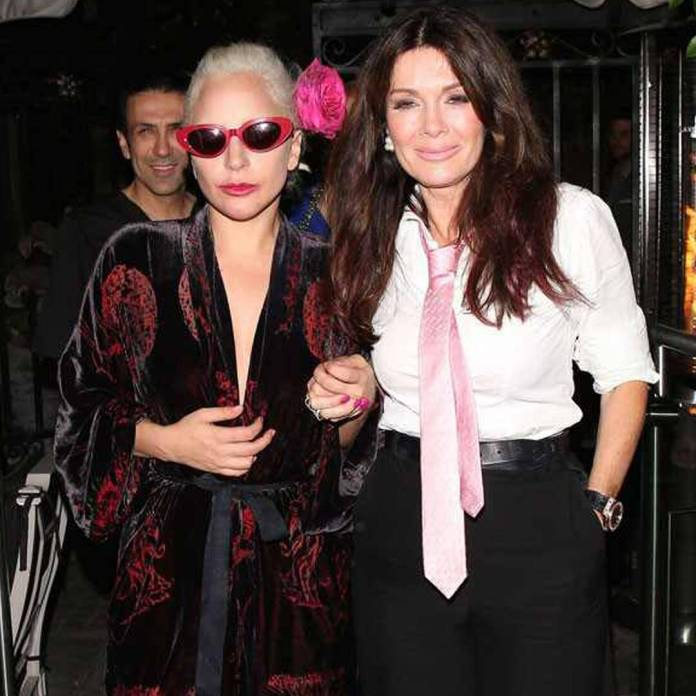 From Gaga to J.Law, Meet Lisa Vanderpump's Many Famous Friends & Fans