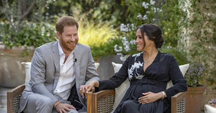 Who was it? Oprah clarifies Harry and Meghan's comments about racism in royal family