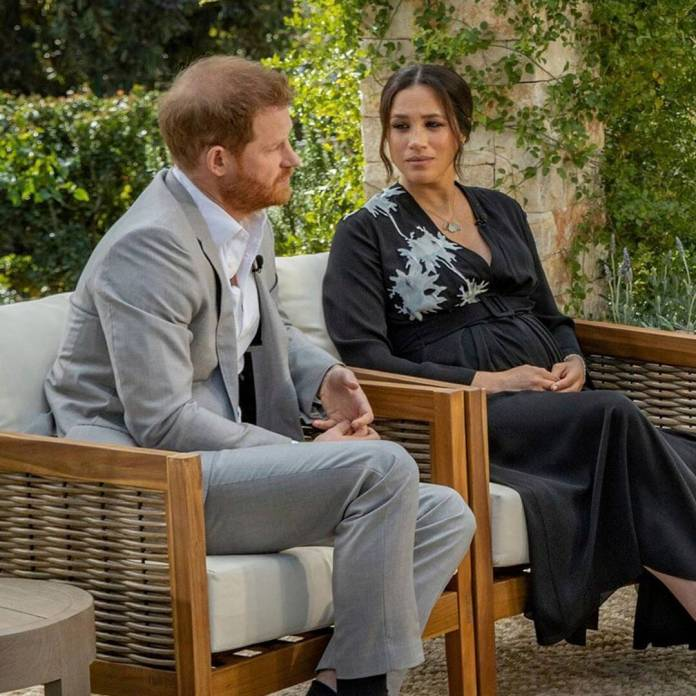 Will the Royals React to Meghan & Harry's Tell-All? What to Expect