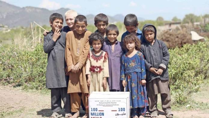 100 Million Meals drive passes over 57m mark in 5 days - News