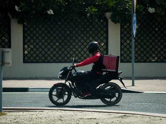 Abu Dhabi Police launch initiative to educate delivery drivers about traffic safety