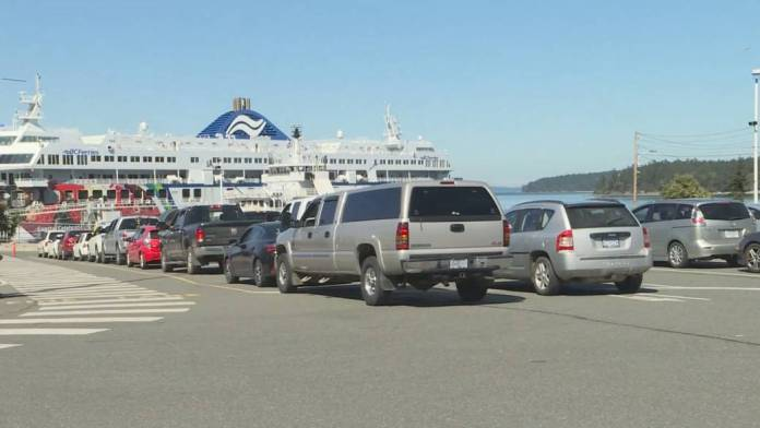 Click to play video: 'New travel restrictions to hit BC Ferries travelers'