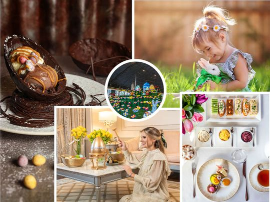 Easter Dubai 2021: Events and family activities in the UAE this Easter