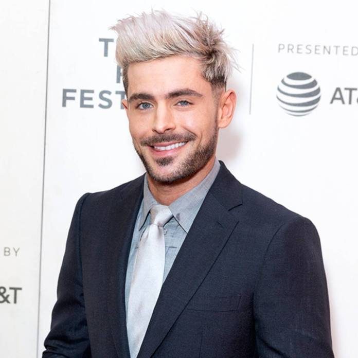 Here's Why This New Photo of Zac Efron Has Captivated the Internet