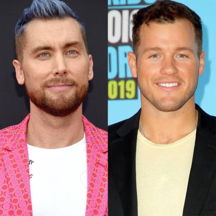 Lance Bass Compares His and Colton Underwood's Coming Out Experiences
