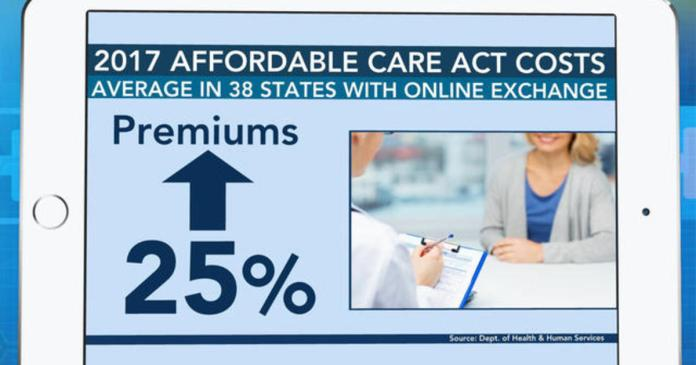Obamacare premiums expected to increase