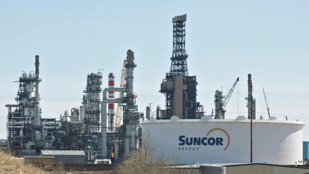 Suncor fined $100K for gas release at Edmonton Refinery
