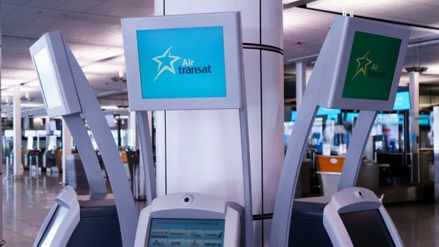 Travel company Transat AT reaches $700M aid deal with Ottawa