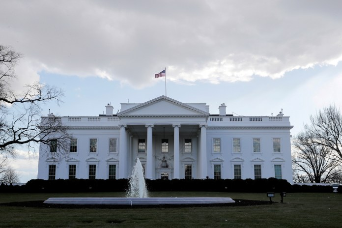 US investigating possible energy attack near White House