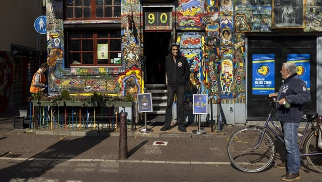 Amsterdam mulls new tourism measures to protectlocals as COVID19 keeps away boisteroustravellers