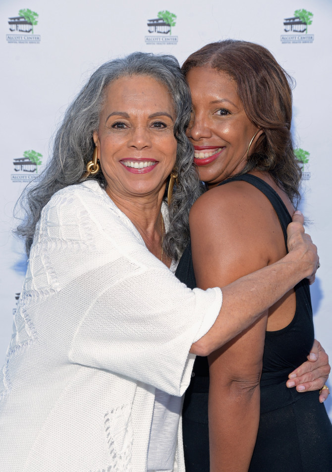 Lisa Wright grew up watching her biological mother Lynne Moody star on TV.