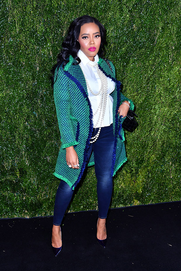 Angela Simmons Dishes On Her Dating Life & New TV Show 'Just Angela' – Hollywood Life