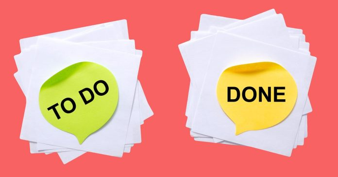 Forget To-Do Lists. You Really Need a 'Got Done' List
