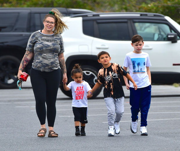 Kailyn Lowry and sons