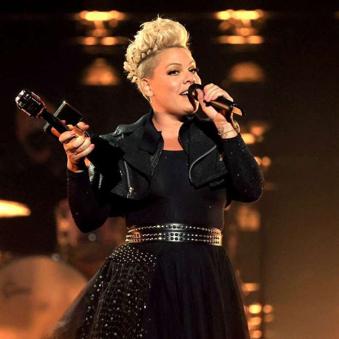 See Pink's Family Moments After Willow's Billboard Music Awards Debut