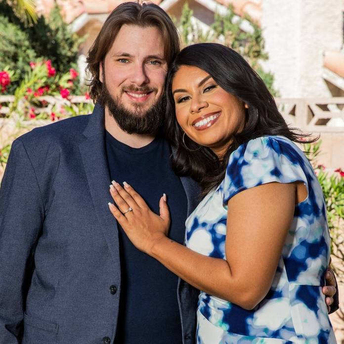 Surprise! 90 Day Fiancé's Colt and Vanessa Are Married